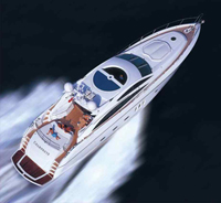 Rent a Sunseeker in South of France