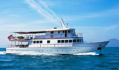 Clara one yacht charter available at Cannes