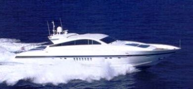 Leopard yacht charter - luxury yacht south of France Mediterranan
