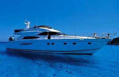 Princess Yacht 67 - Spain yacht Charter - Carribean yacht charter