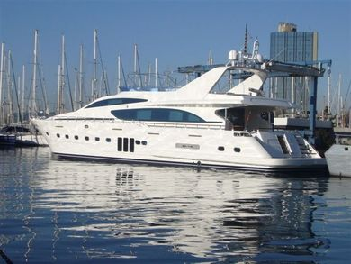 Imperator available for Charter at Cannes , Antibes , Monaco