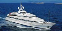 Rent a Mega Yacht from Cannes Monac or St Tropez