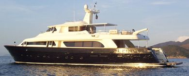 Ladies First Yacht Charter