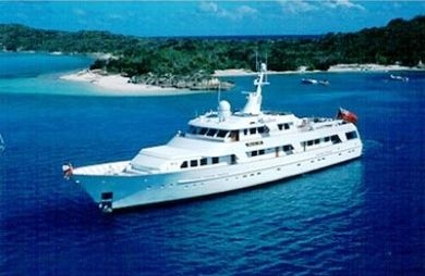 masquerade yacht charter