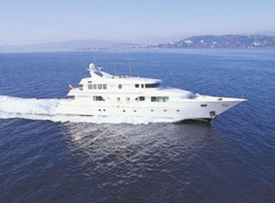 northern cross yacht rental