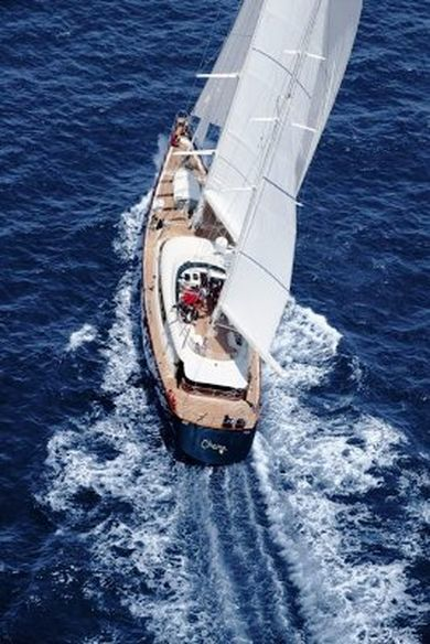 ohana sailing yacht available for charter
